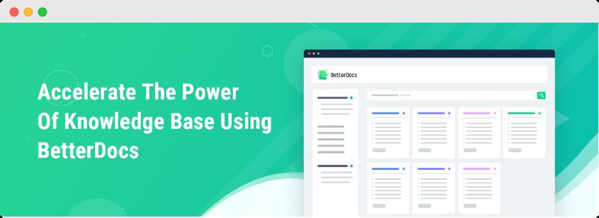 BetterDocs WordPress documentatie