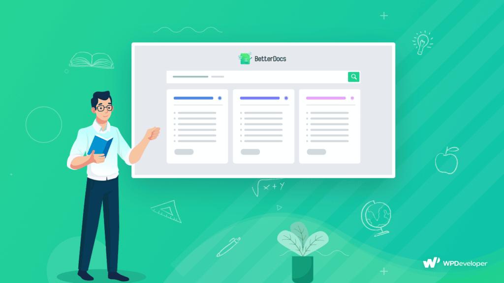 Documentation for eLearning websites