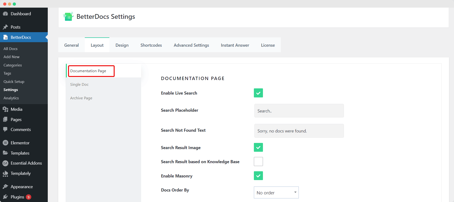 Documentation For WooCommerce Site